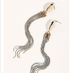 Free people smoke and mirrors earring